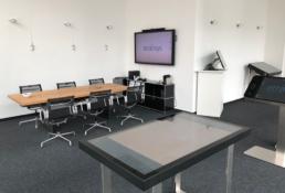 Showroom Zug - Atracsys Interactive