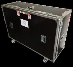 atracTouch 55'' 4K - Flightcase