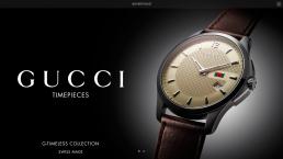 Gucci Baselworld Atracsys Interactive