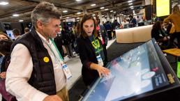 CES 2020 Swisstech Atracsys Interactive