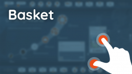 Basket - PopupExperience By Atracsys Interactive