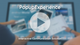 PopupExperience by Atracsys Interactive