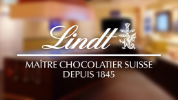Lindt Museum Atracsys Interactive