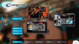 Opera AG PopupExperience Atracsys Interactive