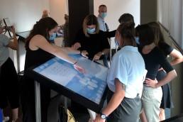 CRK Atracsys Interactive Zug Touchscreen Workshop