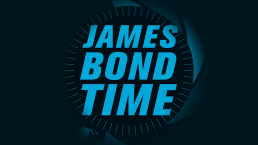 EHVJ James Bond Time Atracsys Interactive Vincent Jaton