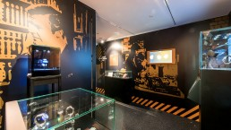 EHVJ James Bond Time Atracsys Interactive Vincent Jaton