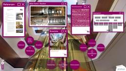 PopupExperience B+P Baurealisation Atracsys Interactive