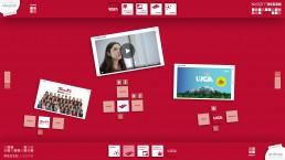 Atracsys Interactive PopupExperience Messe Luzern LUGA
