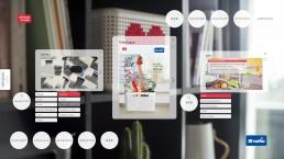 PopupExperience Rotho Atracsys Interactive
