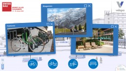 PopupExperience Velopa AG SmartSuisse Atracsys Interactive