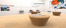 Dive Virtual Showroom by Atracsys Interactive